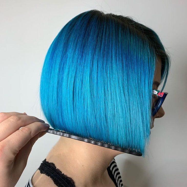 60 inspirações de cortes de cabelo chanel para você mudar o visual - 17