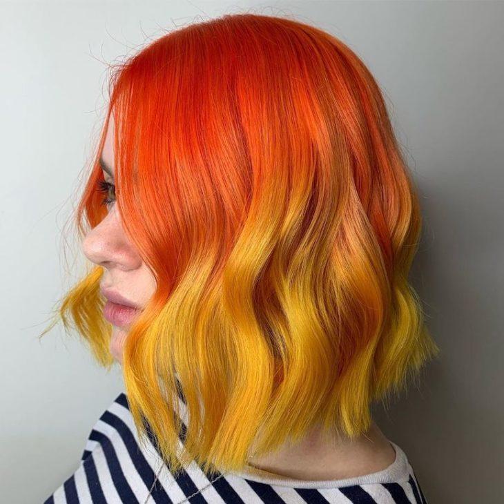 60 inspirações de cortes de cabelo chanel para você mudar o visual - 24