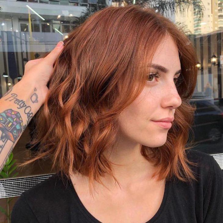 60 inspirações de cortes de cabelo chanel para você mudar o visual - 28
