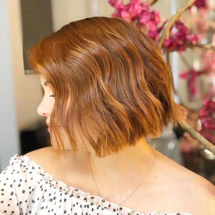 60 inspirações de cortes de cabelo chanel para você mudar o visual - 29