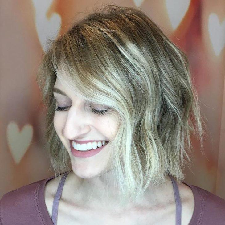 60 inspirações de cortes de cabelo chanel para você mudar o visual - 42