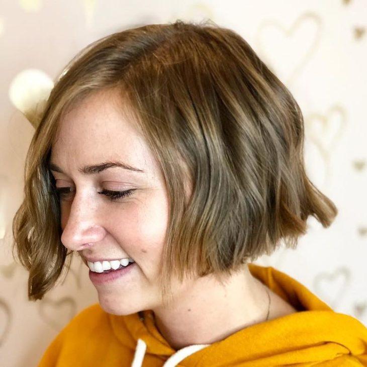 60 inspirações de cortes de cabelo chanel para você mudar o visual - 45