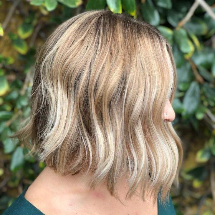 60 inspirações de cortes de cabelo chanel para você mudar o visual - 46