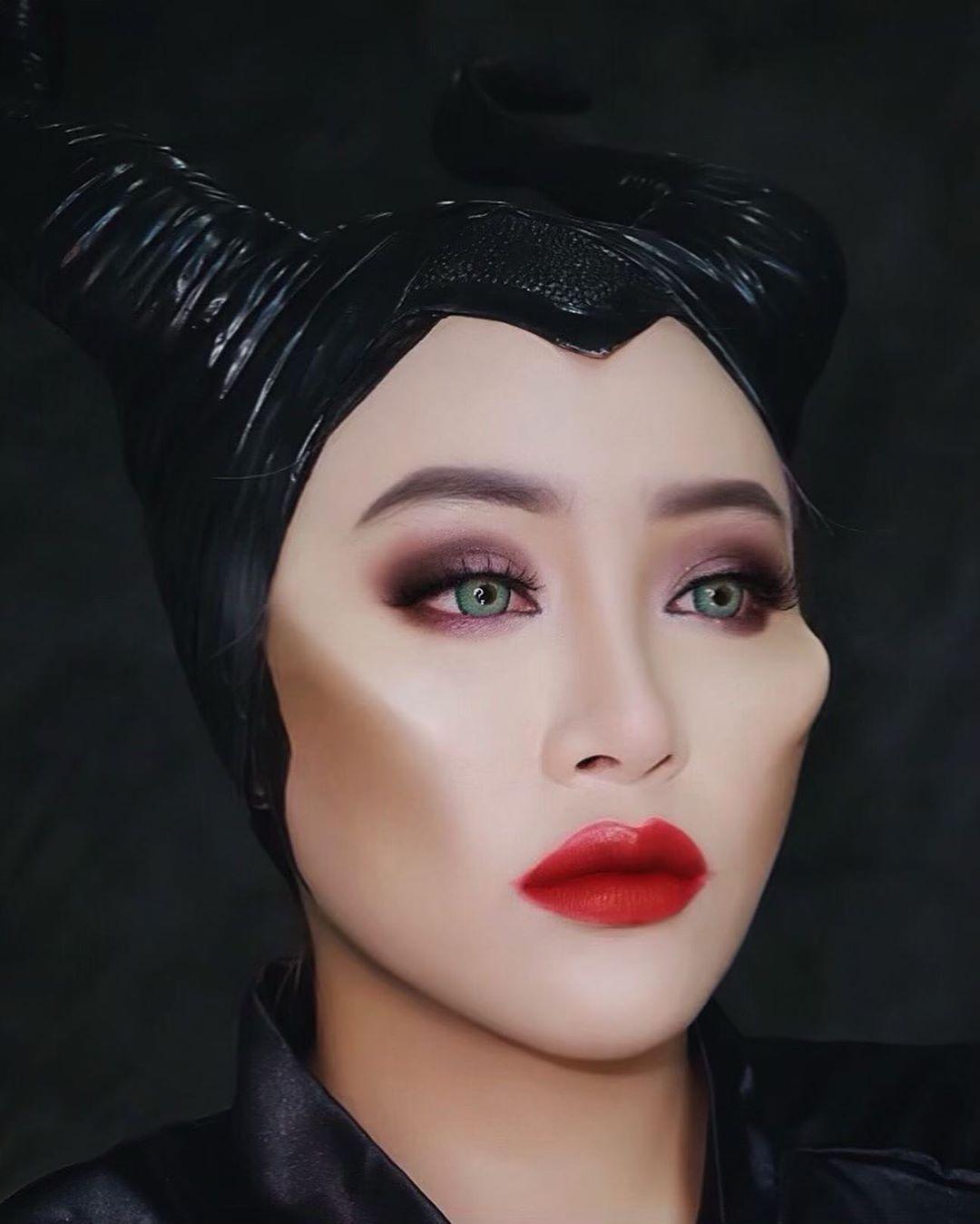 maquiagem de Halloween 22