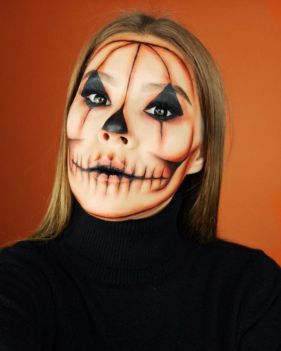 maquiagem de Halloween 54