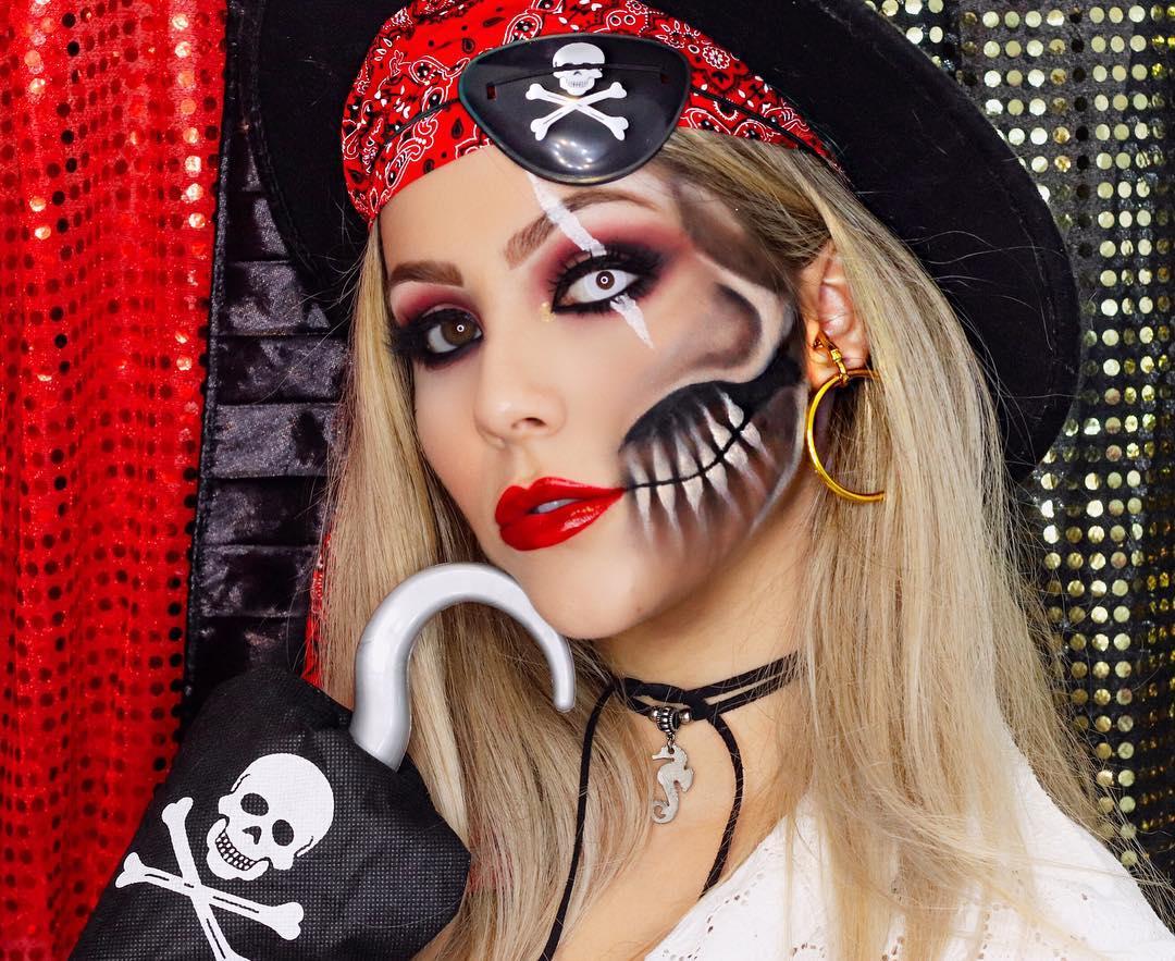 maquiagem de Halloween 93