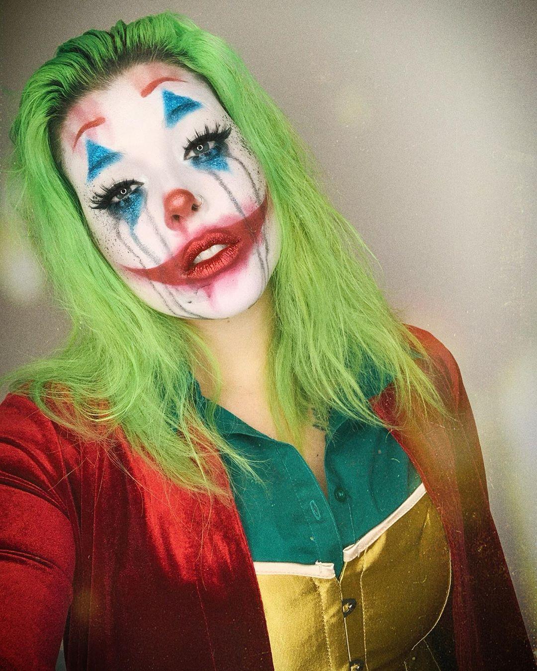 maquiagem de Halloween 36