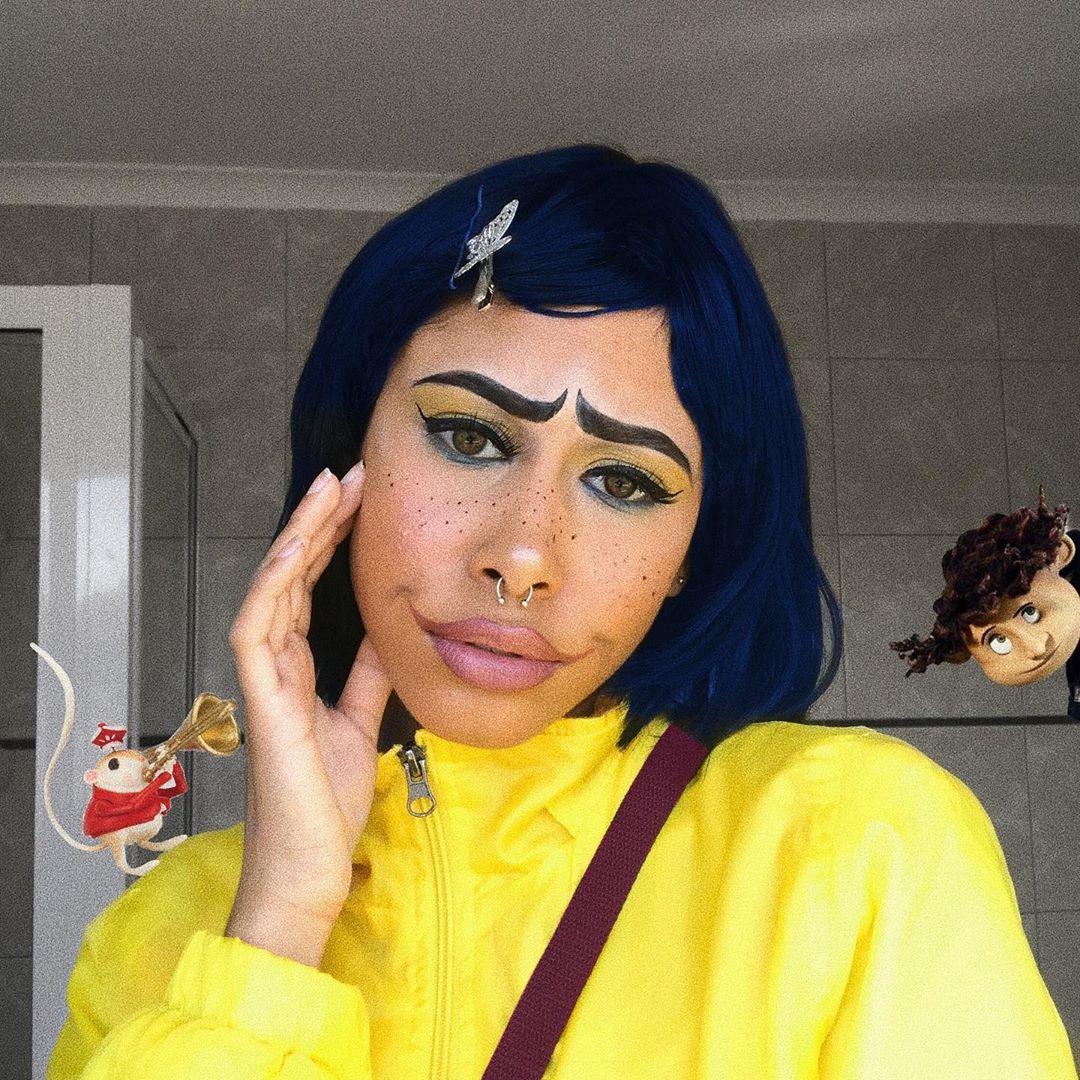 maquiagem de Halloween 17