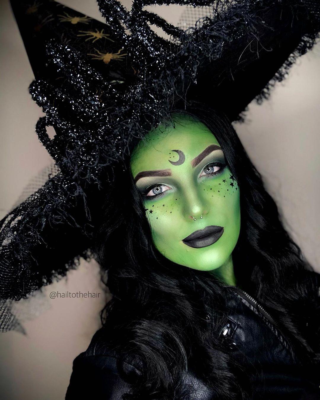 maquiagem de Halloween 51
