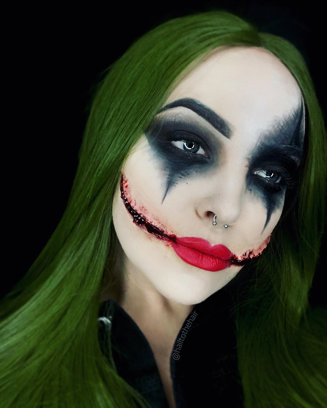 maquiagem de Halloween 37