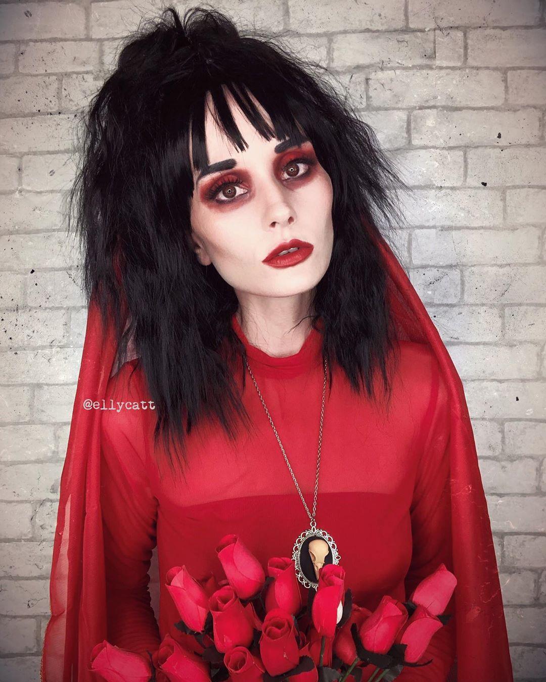 maquiagem de Halloween 10