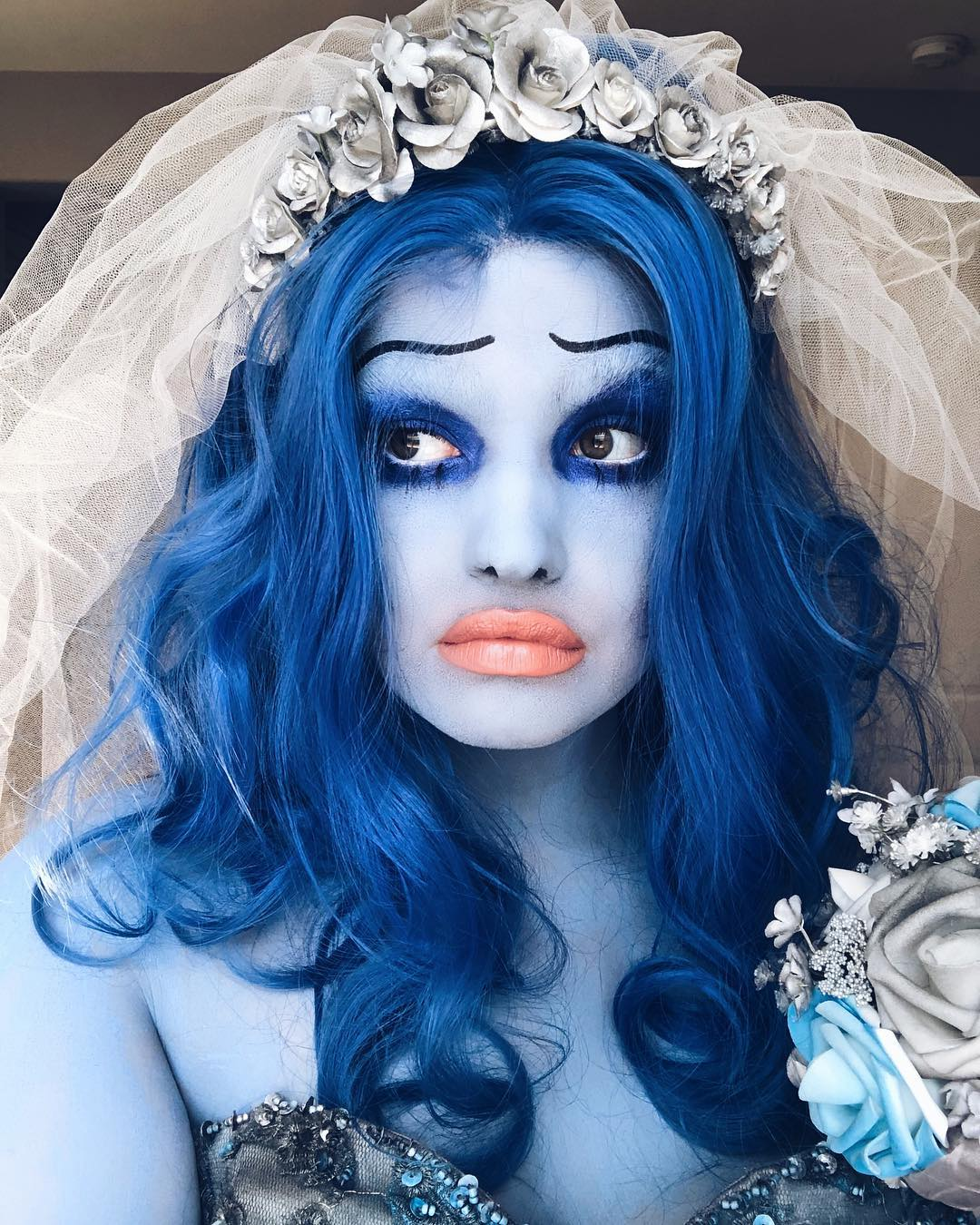 maquiagem de Halloween 4