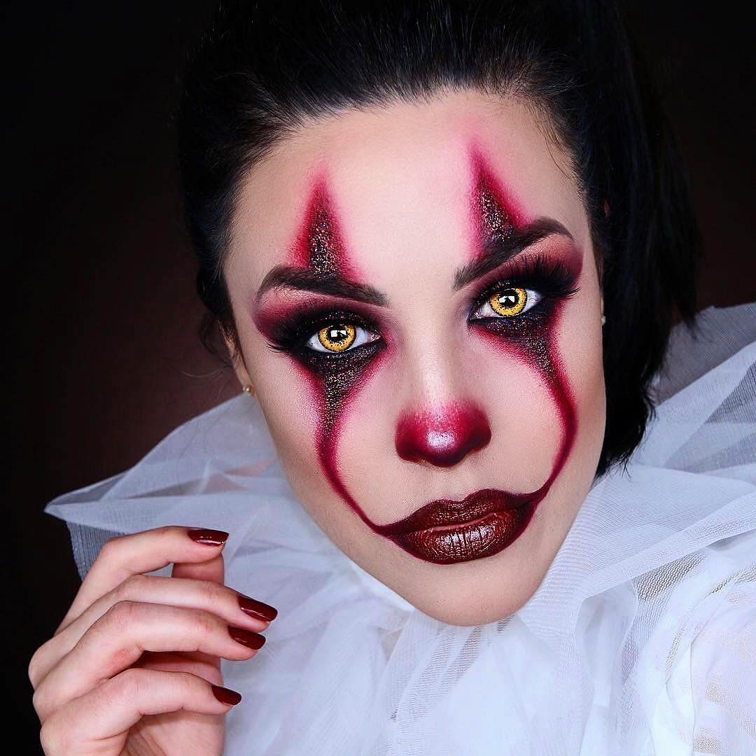 maquiagem de Halloween 11
