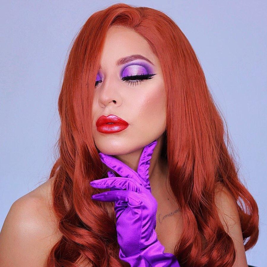 maquiagem de Halloween 21