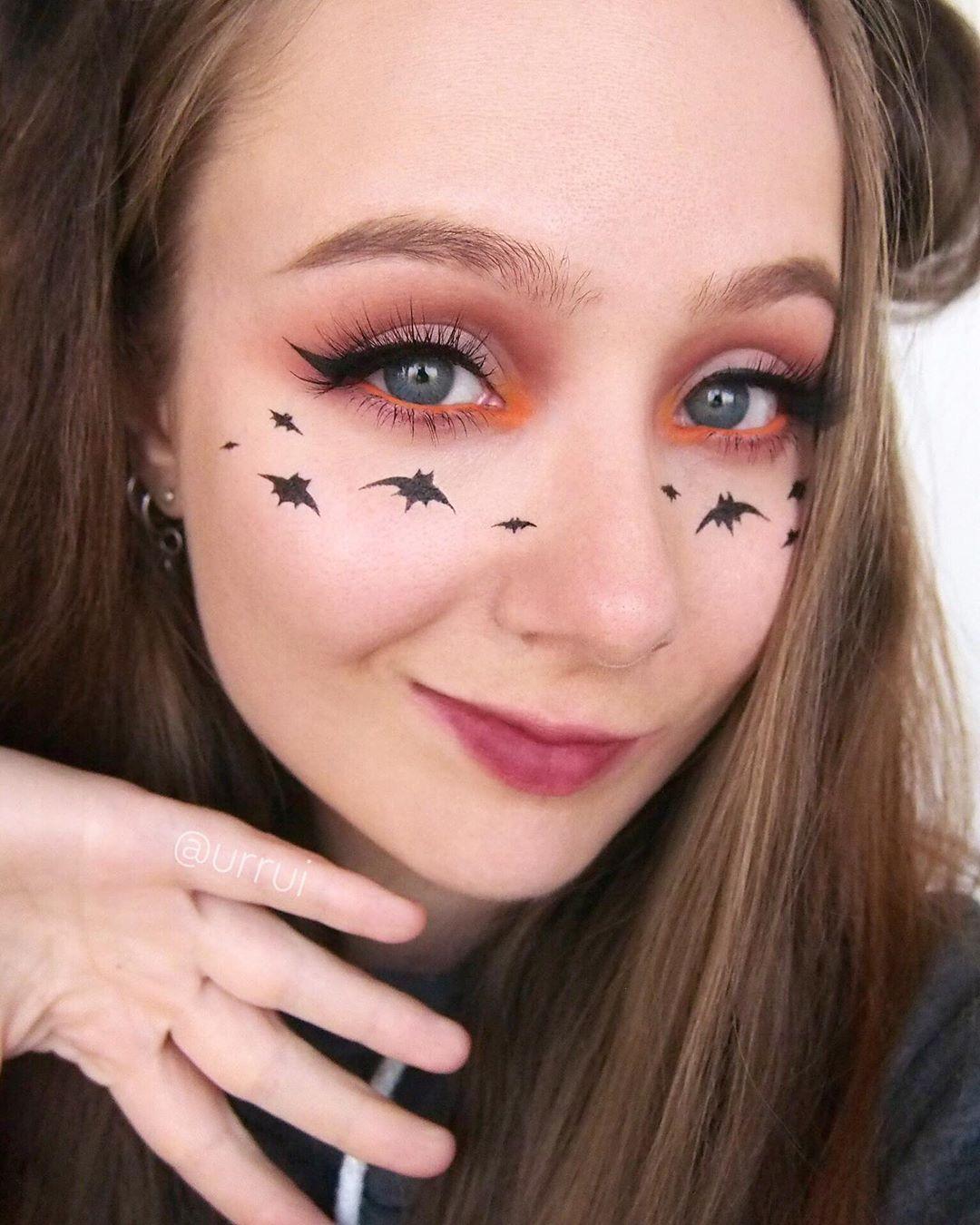 maquiagem de Halloween 101