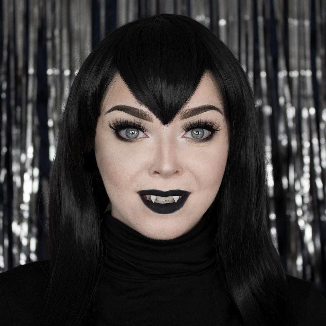 maquiagem de Halloween 66