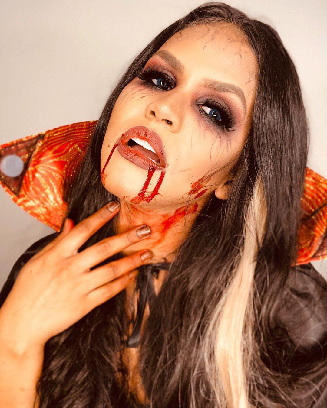 maquiagem de Halloween 63