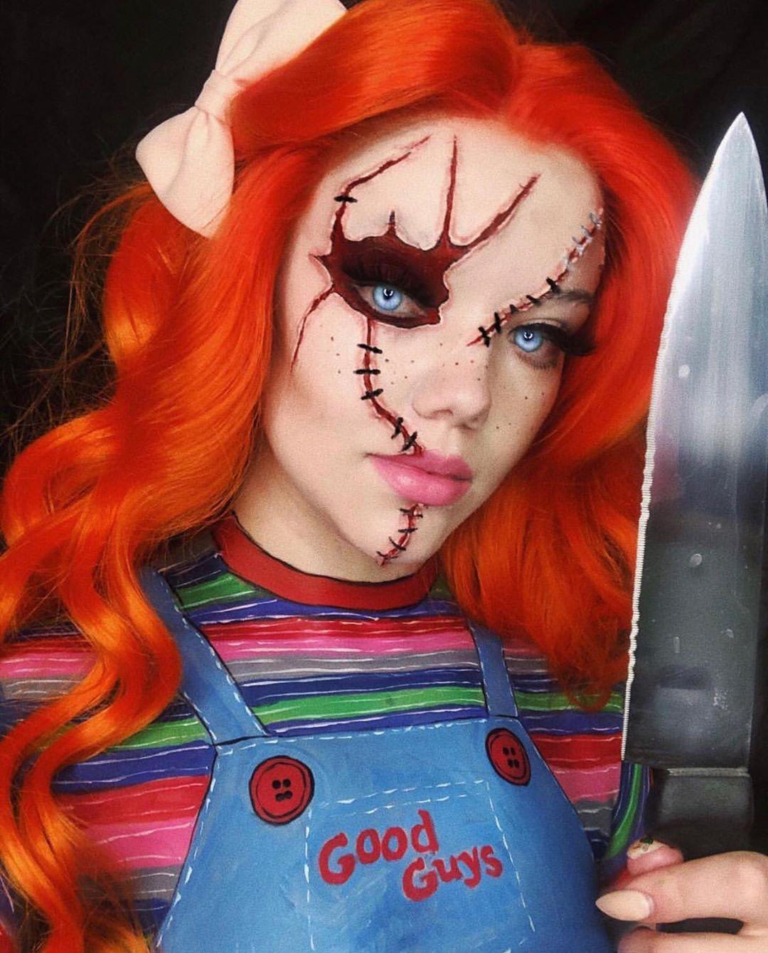 maquiagem de Halloween 27