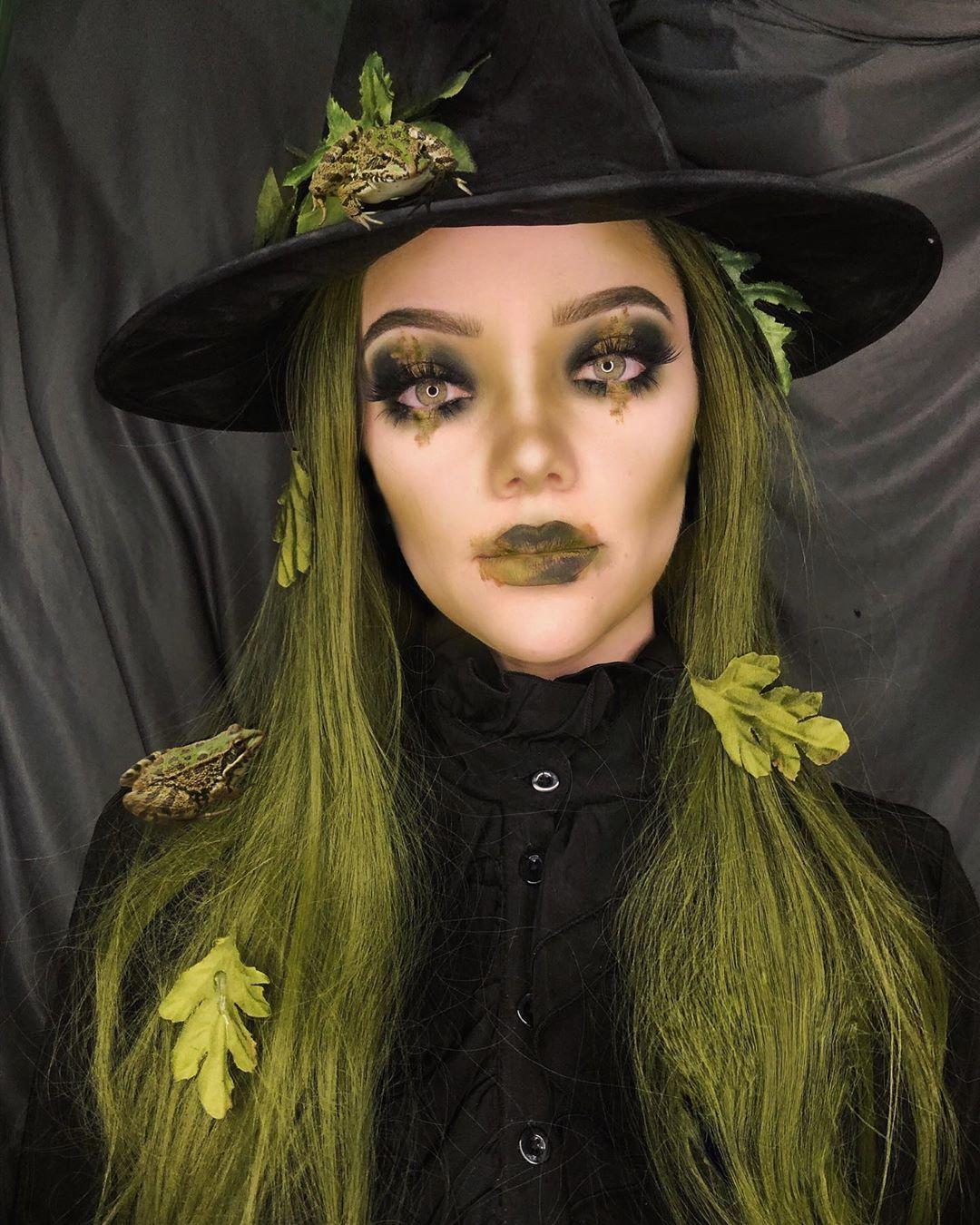 maquiagem de Halloween 49