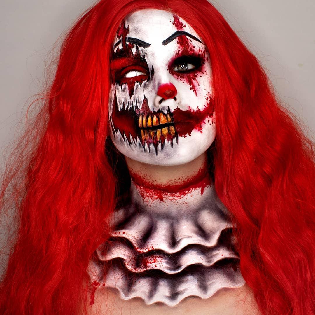 maquiagem de Halloween 13