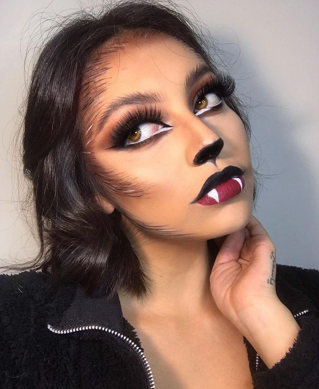 maquiagem de Halloween 67