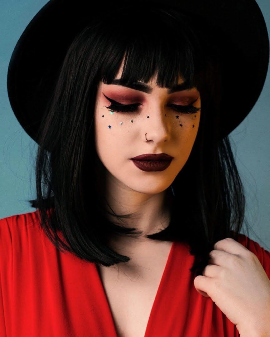 maquiagem de Halloween 53