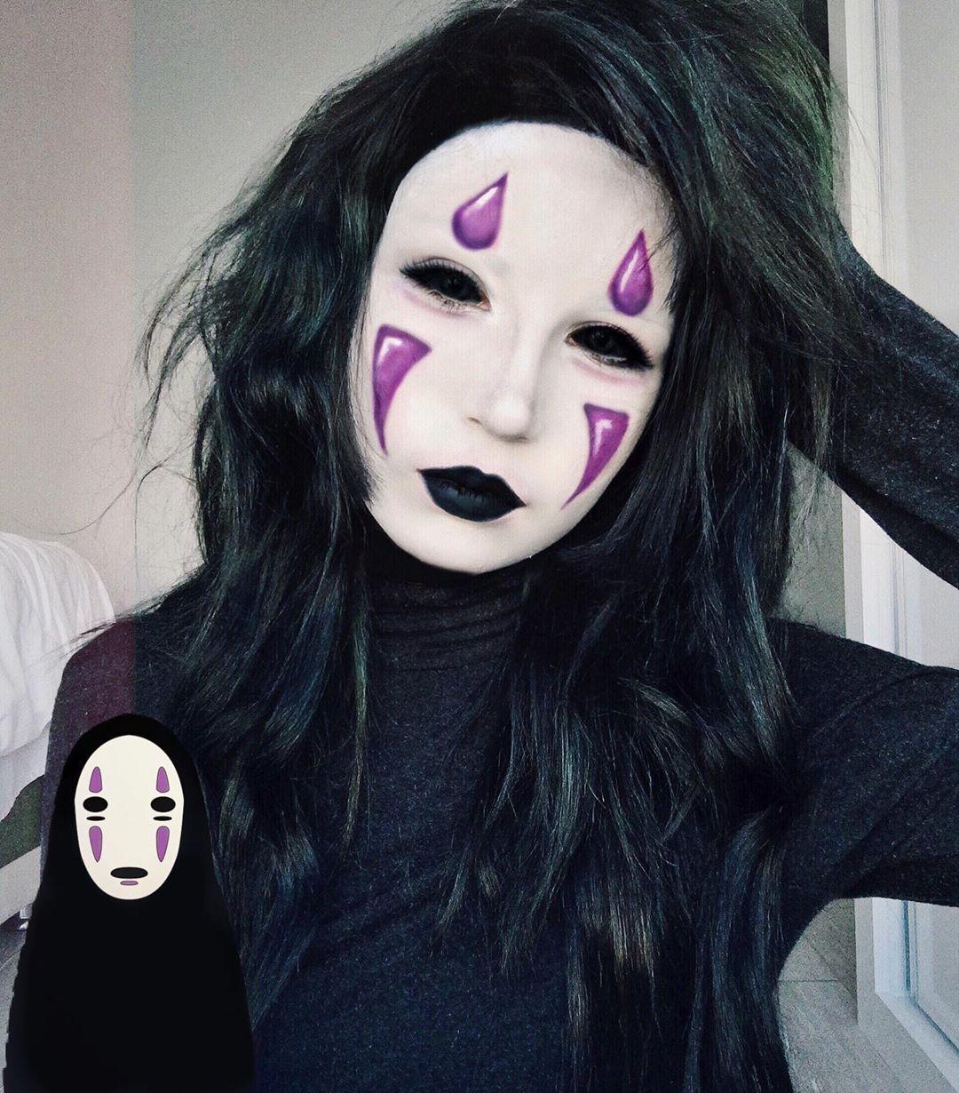 maquiagem de Halloween 41