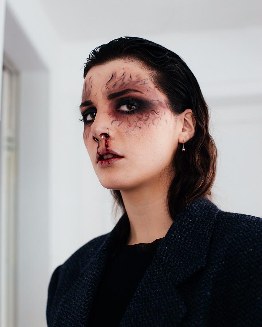 maquiagem de Halloween 33