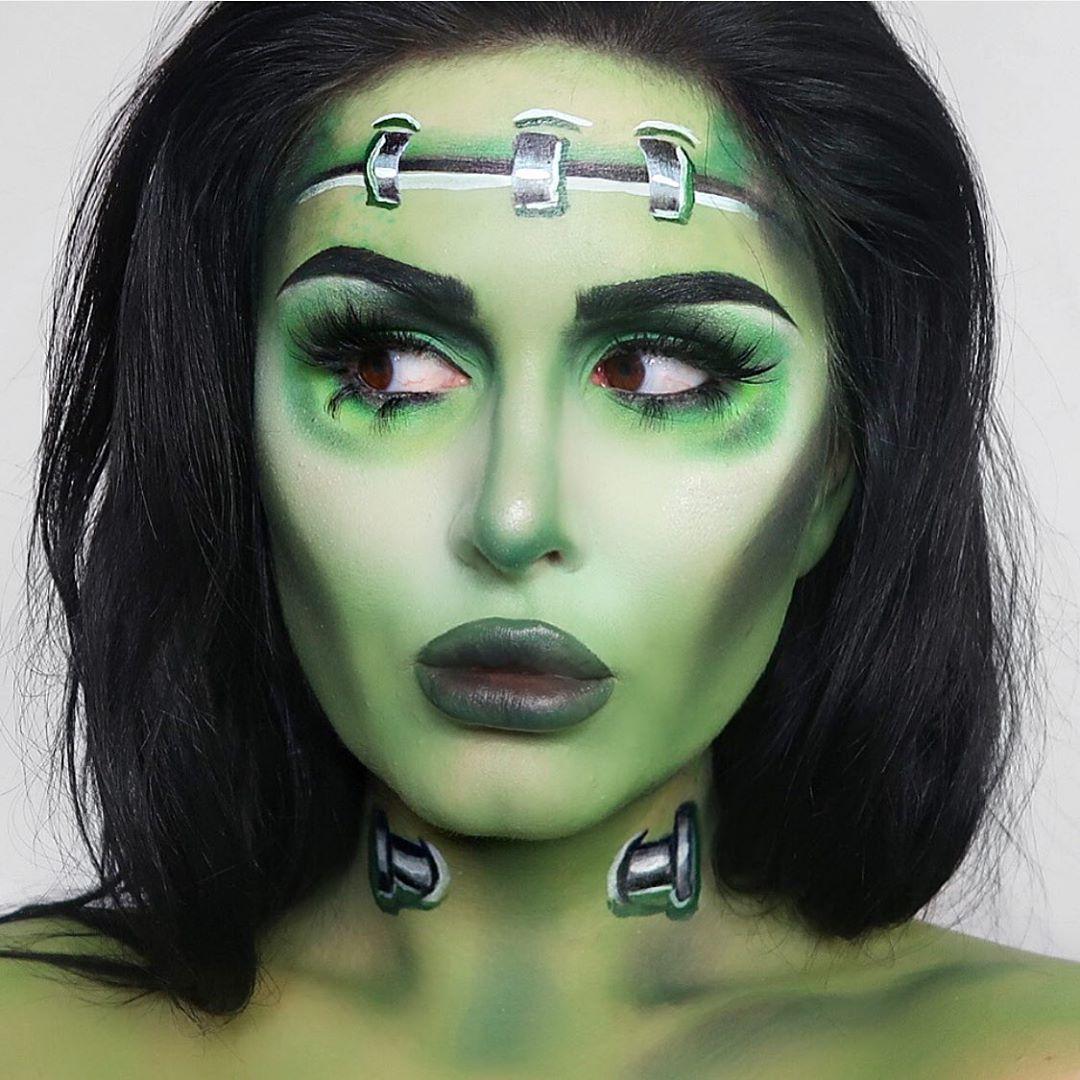 maquiagem de Halloween 44