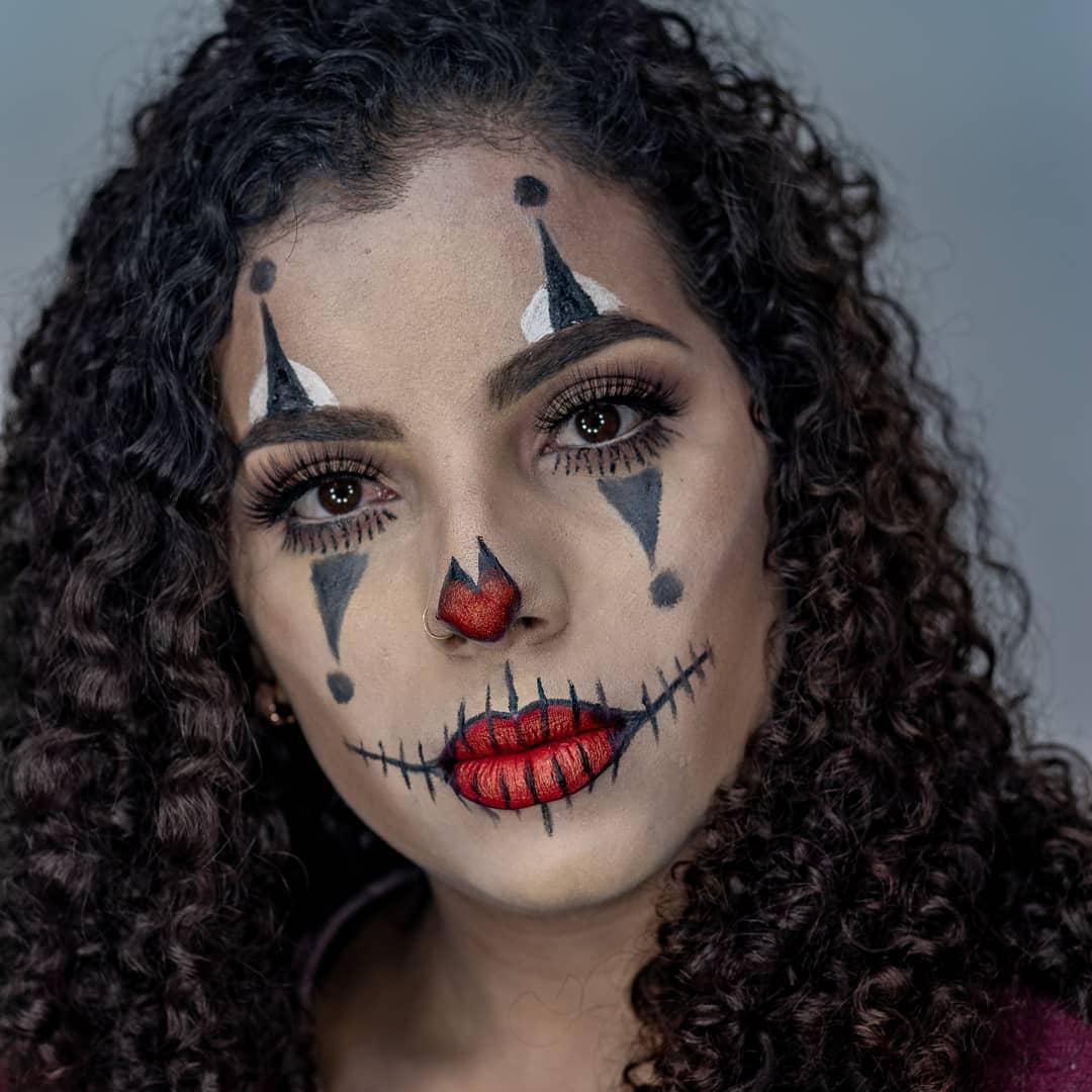 maquiagem de Halloween 57