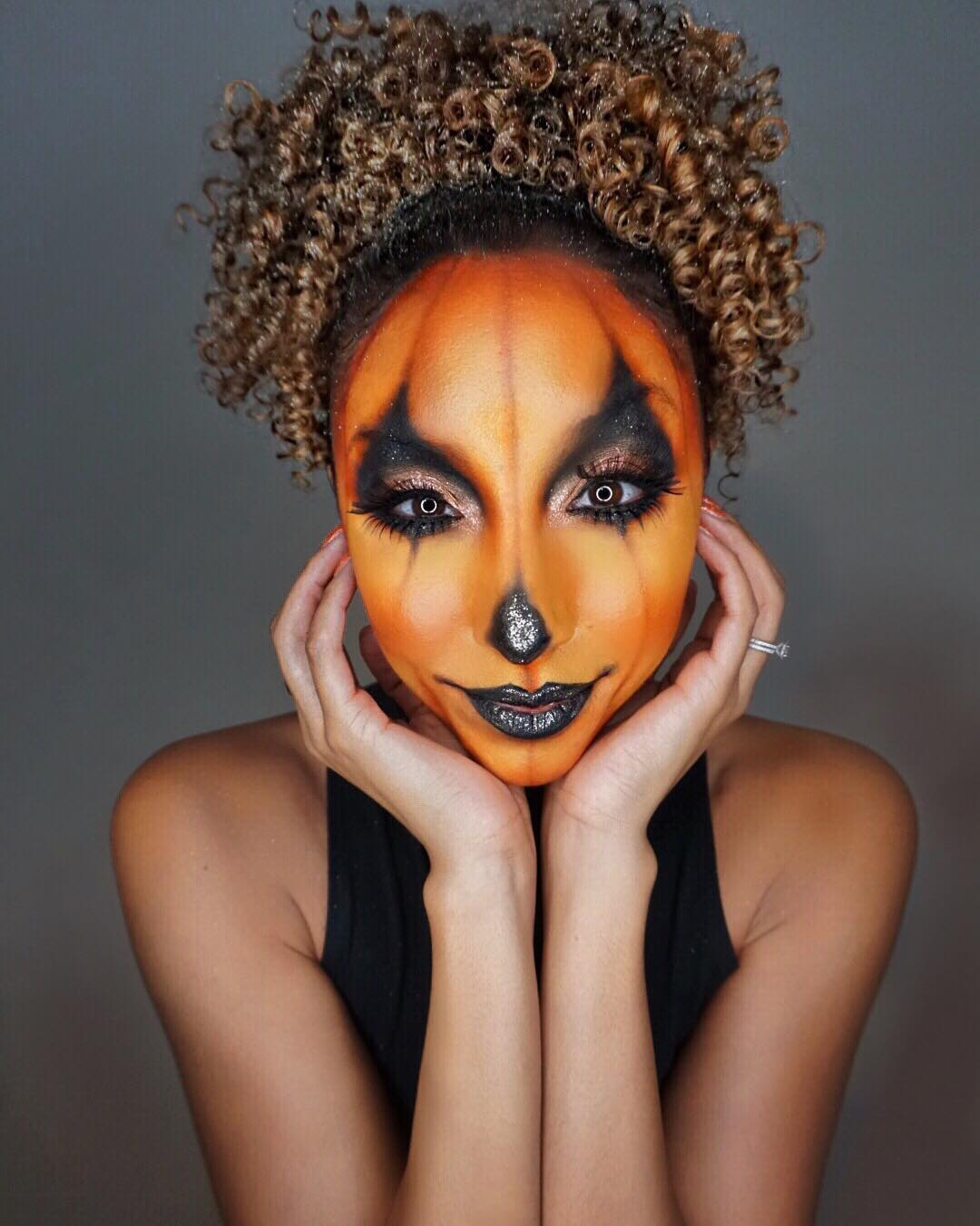 maquiagem de Halloween 55