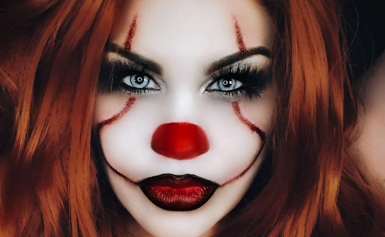 maquiagem de Halloween 1