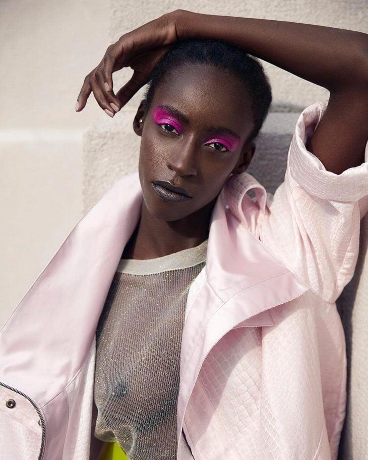 maquiagem para pele negra 2
