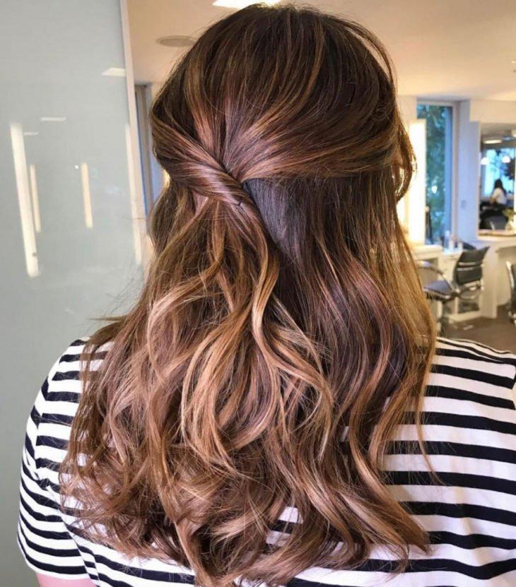 penteados para formatura 45