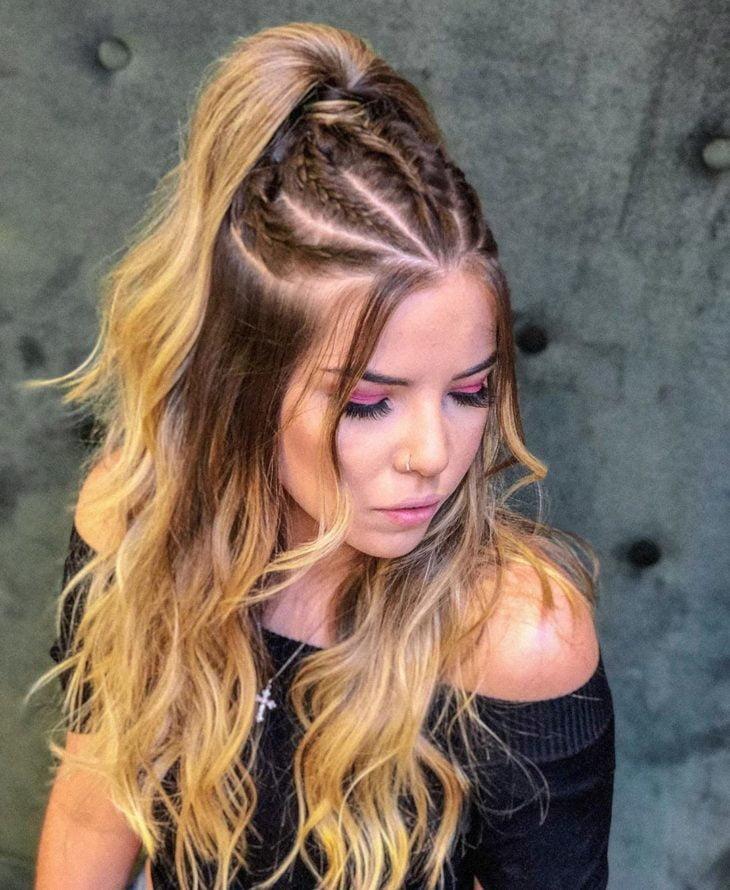 penteados para formatura 48