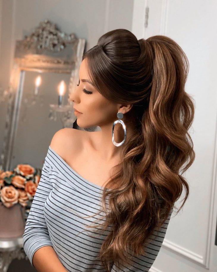 penteados para formatura 56