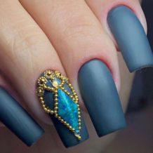 40 fotos + tutoriais de unhas coloridas para inovar na nail art - 32