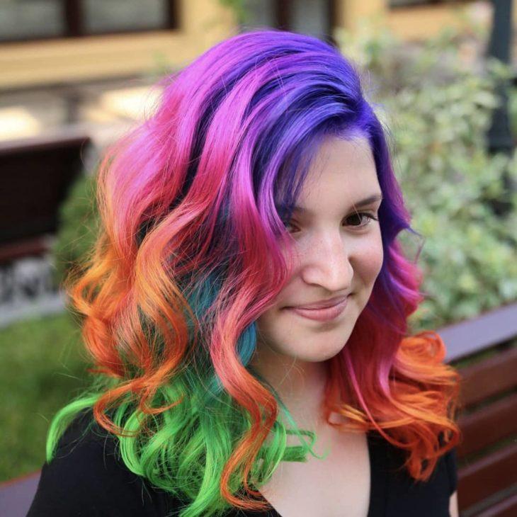 cabelos coloridos 17