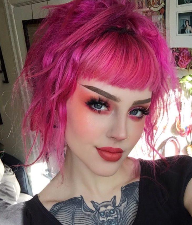 cabelos coloridos 77