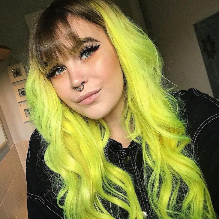 cabelos coloridos 80