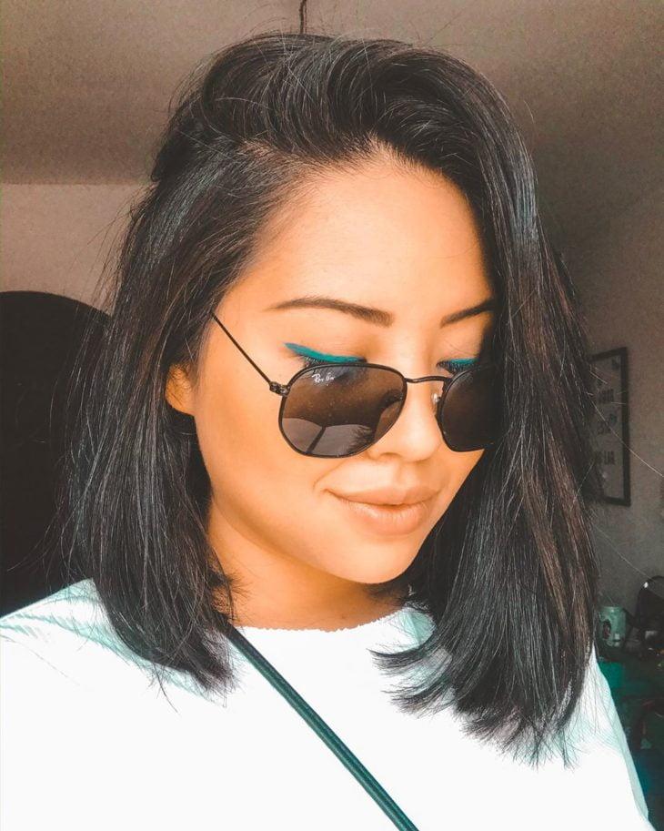 corte de cabelo médio 16