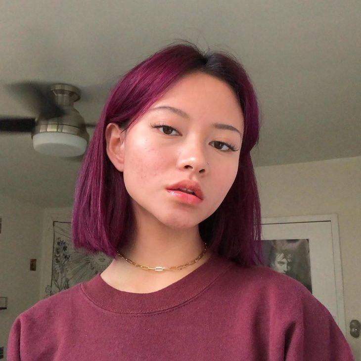 corte de cabelo médio 19