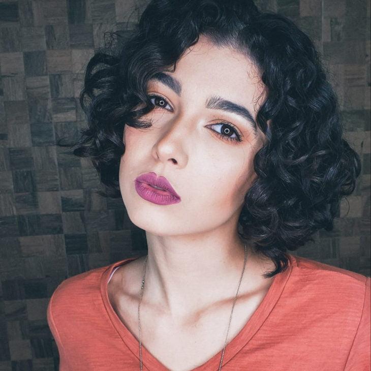 corte de cabelo curto 60