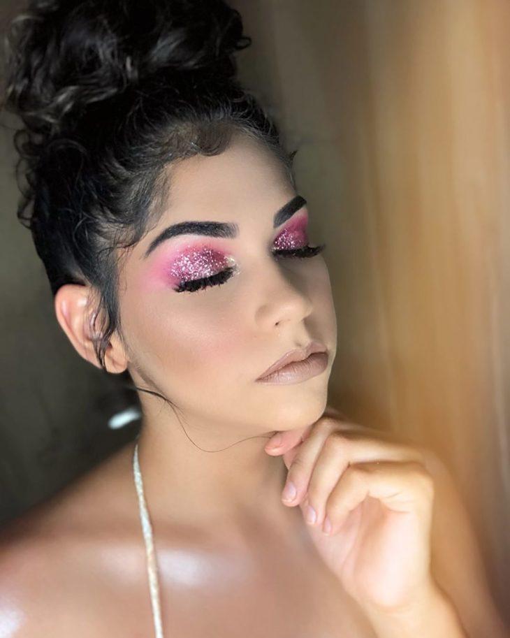 maquiagem para Réveillon 14