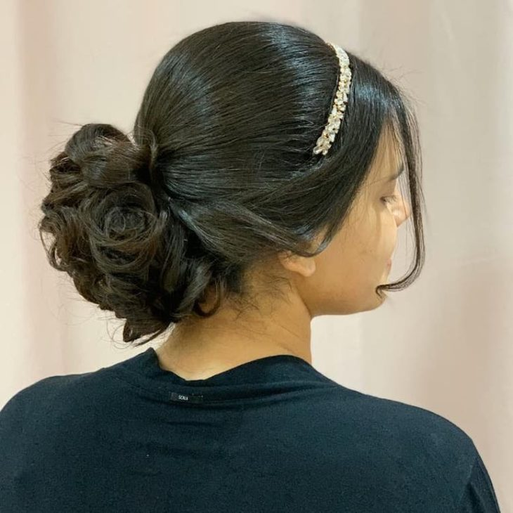 penteados para cabelos longos 59