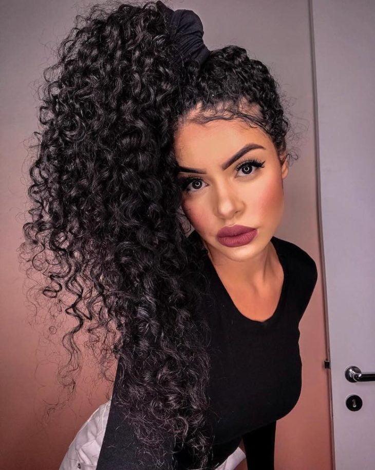 penteados para cabelos longos 6