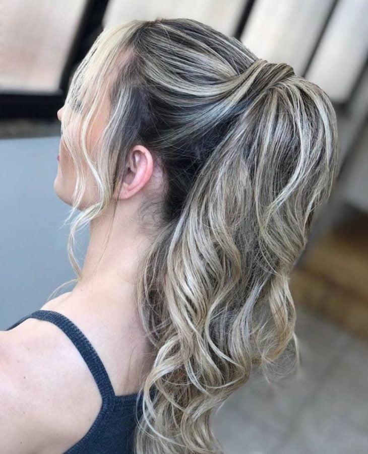 penteados para cabelos longos 55