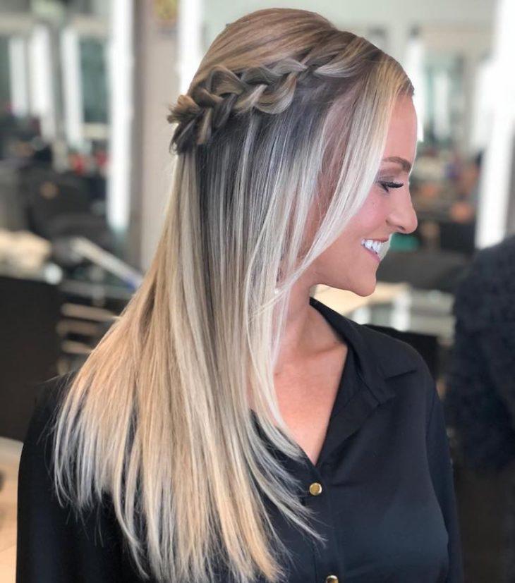 penteados para cabelos longos 48