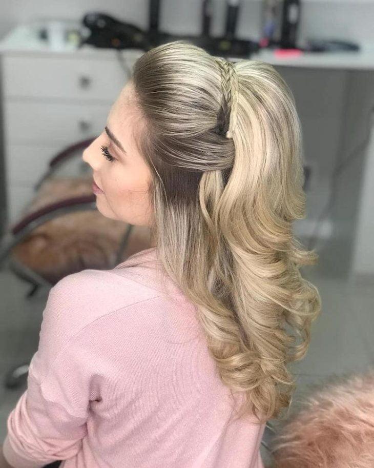 penteados para cabelos longos 49