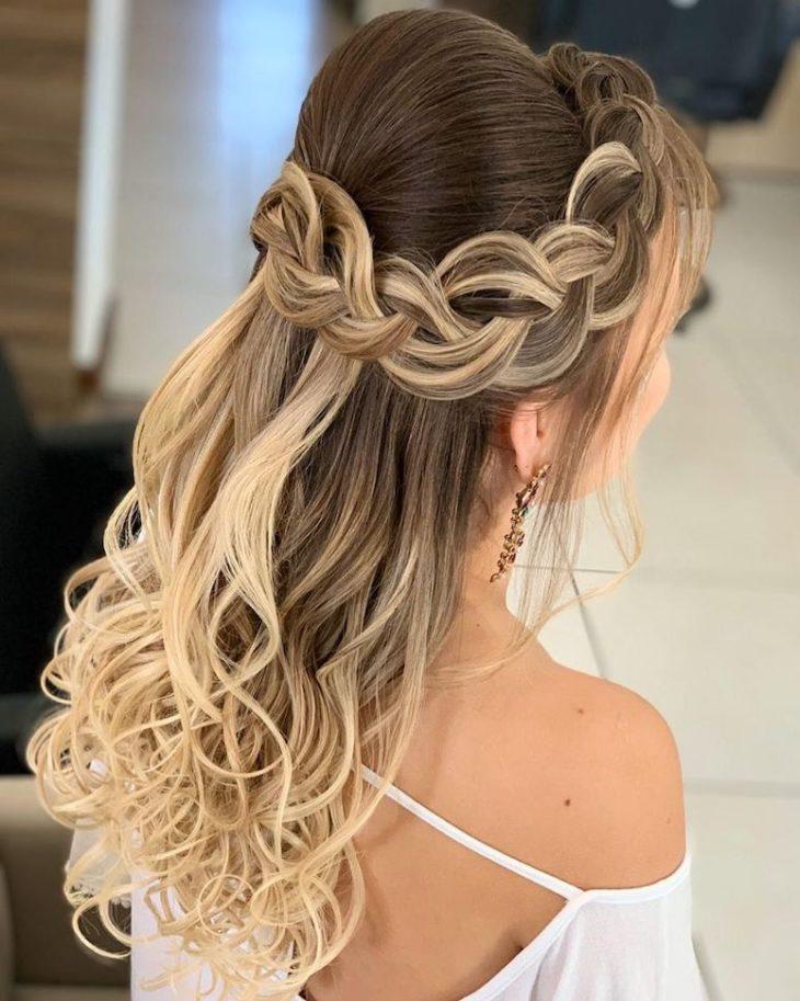 penteados para cabelos longos 81